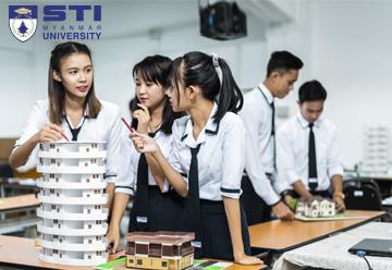 BEng (Hons) Civil Engineering in Myanmar