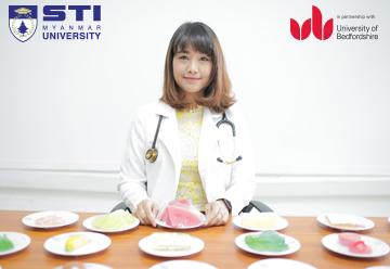 MSc(Nutrition & Dietetics) in Myanmar